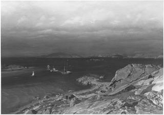 Port of Refuge at Lysekil