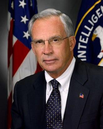 Porter Goss - Image: Porter J. Goss official CIA portrait