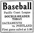 Portland vs. Sacramento PCL June 1, 1922 advertisement.jpeg