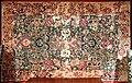 Portogallo, tappeto in lana e lino, arraiolos xvii secolo 02.jpg
