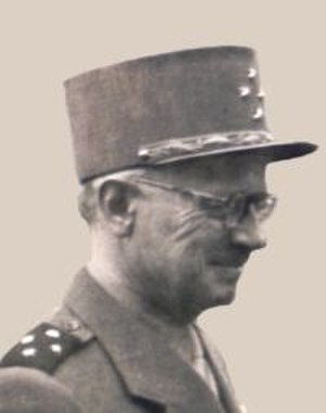 François Sevez - Image: Portrait du Général SEVEZ