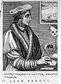 Portrait of Jean François Fernel (1497? – 1558) Wellcome L0017041.jpg