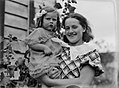Portrait of a woman holding a toddler girl (AM 85177-1).jpg