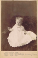 Portrait of baby by Bishop of Peabody Kansas USA.png