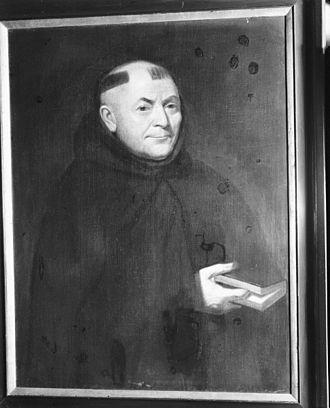 Mozes en Aäronkerk - Cornelis de Vroom, till 1687 (?) pastor in the Mozes- en Aäronkerk