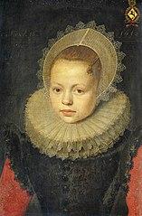 Portrait of Corvina Hezenbroek van Hofdijck (1602-67)