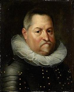 Portret van Jan de Oude (1535-1606). Graaf van Nassau Rijksmuseum SK-A-538.jpeg