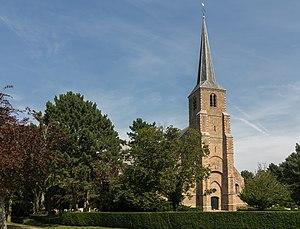 Poortugaal - Image: Portugaal, de Nederlands Hervormde kerk RM32190 foto 8 2015 08 02 15.53
