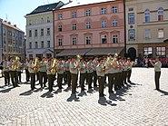 Posadkova hudba Olomouc 3