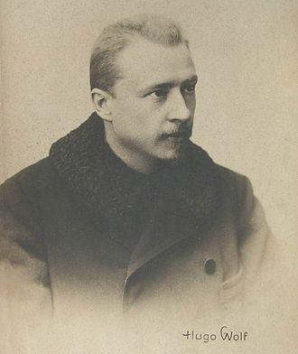 Hugo Wolf - Hugo Wolf (1885)