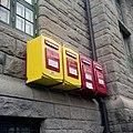 Postkassar i Trondheim.jpg