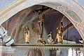 Poutre de gloire de l'église Saint-Jacques d'Assyrie (Hauteluce, Savoie, France).jpg
