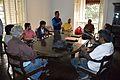 Pradeep Kumar Nanda Speaks - Wikipedia 15 Celebration - St Johns Church - Kolkata 2016-01-15 8576.JPG