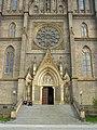 Praha, Vinohrady, Kostel svaté Ludmily, V 03.jpg
