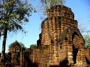 Mueang Sing Historical Park - Prasat Muang Sing Historical Park.
