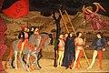 Predella dell'Ostia Profanata di Paolo Uccello, 1467-68,6.JPG