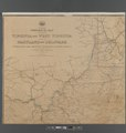 Preliminary post route map of the states of Virginia and West Virginia together with Maryland and Delaware, Pennsylvania, Ohio, Kentucky, Tennessee and North Carolina (NYPL b20643984-5673940).tiff