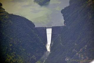 Miel I Dam Dam in Norcasia