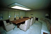 President's Conference Room aboard Air Force One
