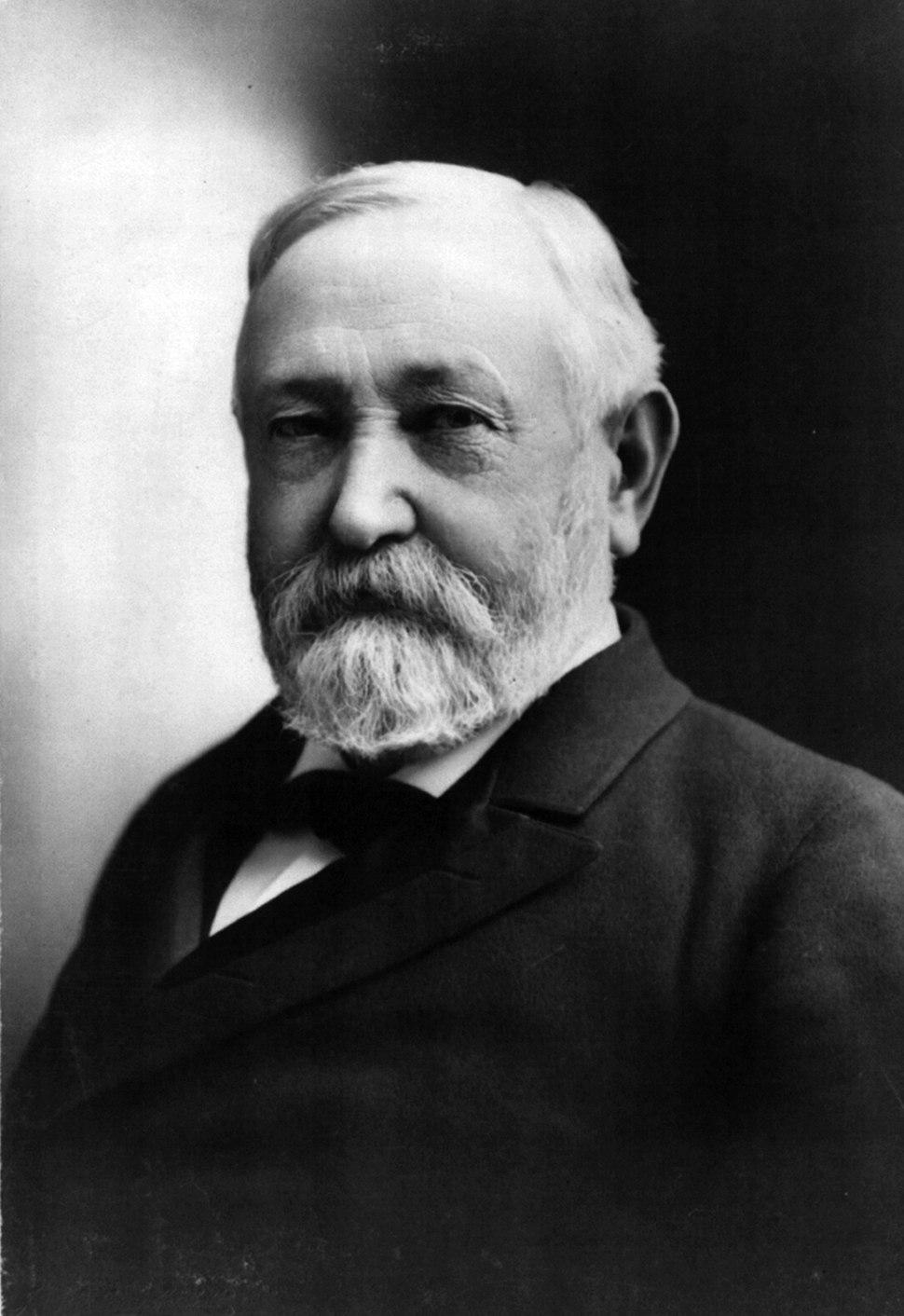 President Benjamin Harrison 1897