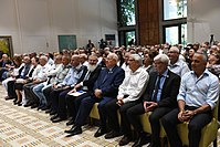 President Reuven Rivlin hosts an event in honor of the captives who were captured by the enemy and returned to Israel, September 2017 (5205).jpg