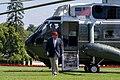 President Trump at Camp David (48120788802).jpg