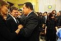 Presidente Juan Manuel Santos con Hugo Chavez.jpg