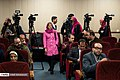Press Conference of CODEPINK in Iran 2019-03-05 01.jpg