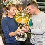 Pressetermin Lukas Podolski und Nico Rosberg, Airport Köln-Bonn-6966.jpg