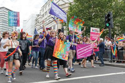 LGBT vitesse Dating NJ expérience de branchement de projet