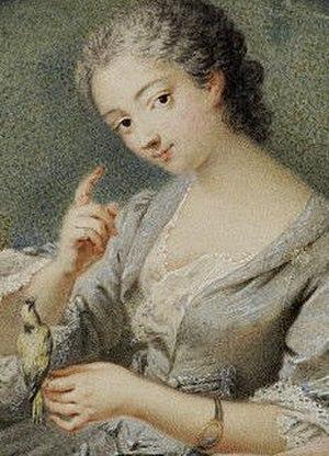Jeanne Agnès Berthelot de Pléneuf, marquise de Prie - Jeanne Agnès Berthelot de Pléneuf
