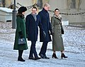 Prince William and Duchess Kate of Cambridge visits Sweden 06.jpg