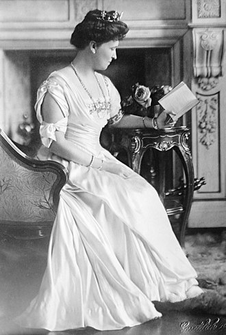 Princess Irene of Hesse and by Rhine - Princess Irene of Prussia ca. 1902.