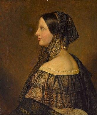 Archduchess Auguste Ferdinande of Austria - Auguste Ferdinande - Princess Luitpold of Bavaria, 1850s
