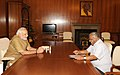 Professor CNR Rao meets PM Narendra Modi.jpg