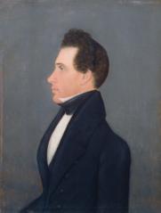 Profile Portrait of a Man