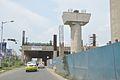 Proposed Satyajit Ray Metro Station Under Construction - Eastern Metropolitan Bypass - Kolkata 2016-06-23 5107.JPG