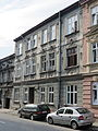 Przemyśl, dom przy ul. Dworskiego (d. 1 Maja) 58, widok od zach..JPG
