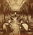 Pullman's Palace Sleeping Car Palmyra (interior), by Watkins, Carleton E., 1829-1916 (cropped).jpg