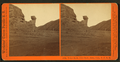 Pulpit Rock, (view east), Echo, Utah. U.P.R.R, by Watkins, Carleton E., 1829-1916.png