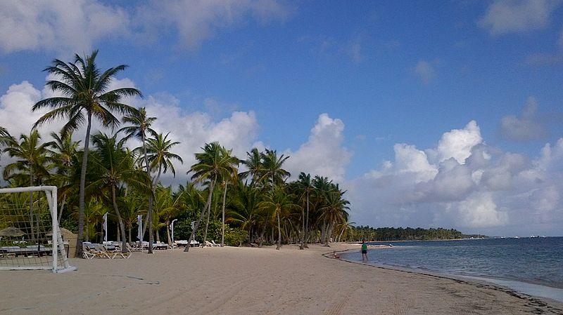 File:Punta Cana Beach 01.jpg