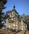 Pyhän profeetta Elian tsasouna - 1914 - Malanintie 4, Sotkuma - Polvijärvi - 3.jpg