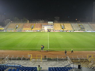 1964 AFC Asian Cup - Image: Qiryat Eliezer Stadium