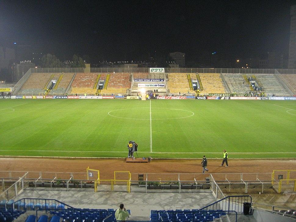 Qiryat Eliezer Stadium
