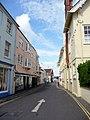 Quay Street, Yarmouth, Isle of Wight - geograph.org.uk - 1717463.jpg