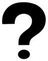 Question mark (black on white).png
