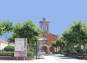 Ribera Baja del Ebro - Main church in Quinto