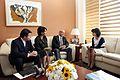 Quito, Viceministra de Movilidad Humana se reunió con representantes de Unicef (12838079353).jpg