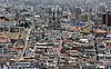 Quito as from panecillo Basilica.jpg