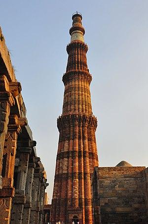 Qutub - Minar, Delhi (6994969674)